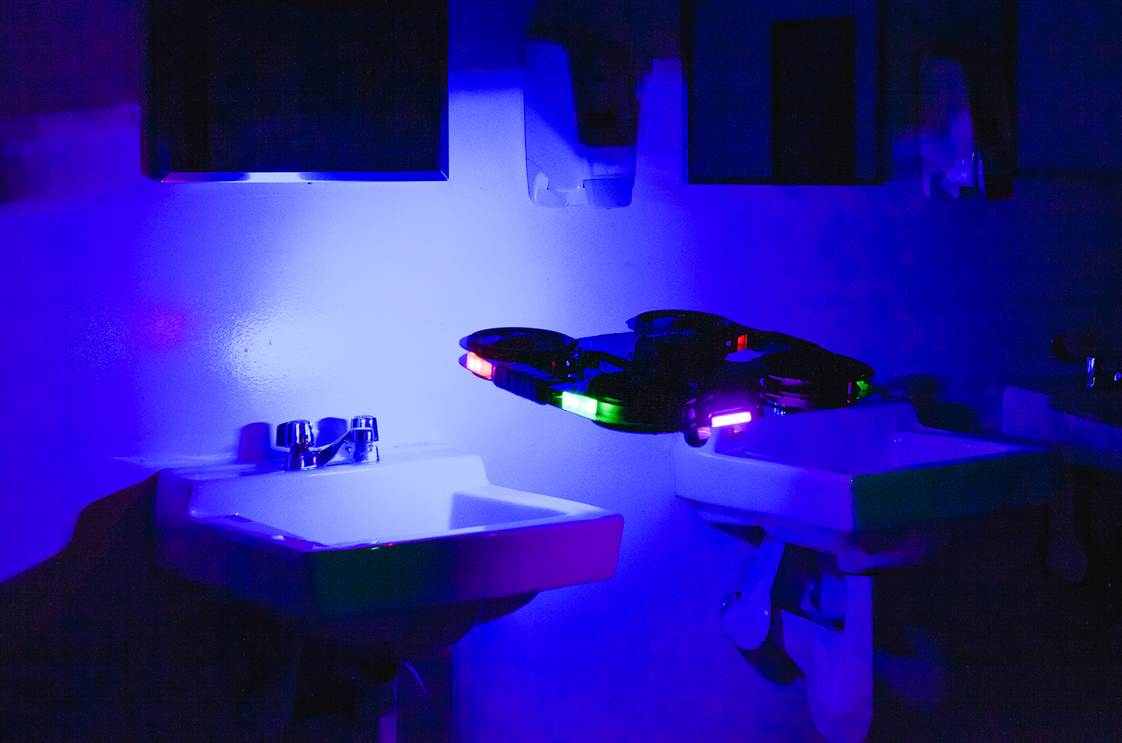 UV Disinfection Drone